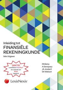 Inleiding tot Finansiële Rekeningkunde