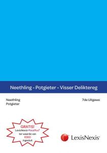 Neethling - Potgieter- Visser Deliktereg
