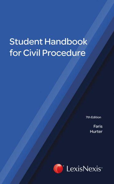 Student Handbook for Civil Procedure