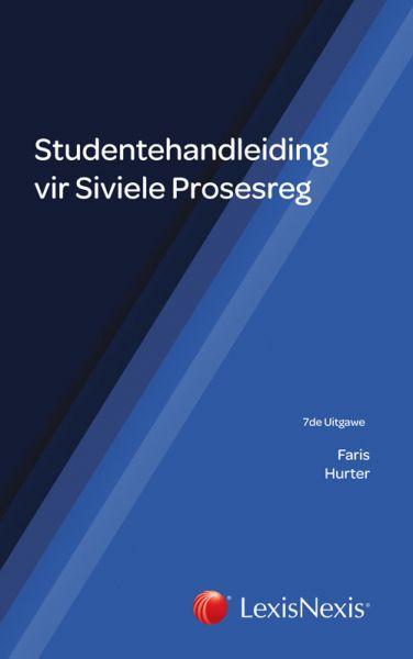 Studentehandleiding vir Siviele Prosesreg