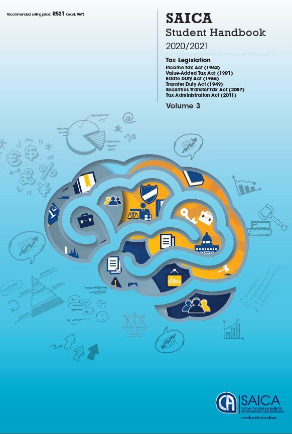 SAICA Student Handbook Vol 3 2020/2021